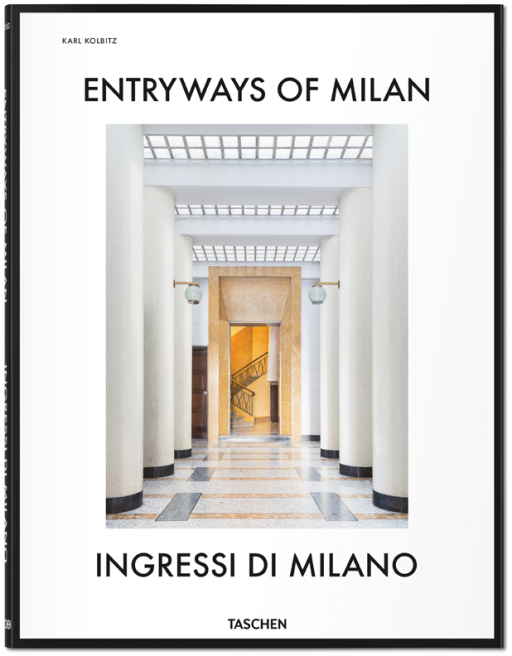 Karl Kolbitz ENTRYWAYS OF MILAN